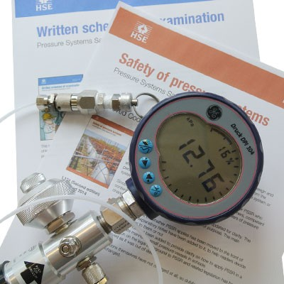 Pressure Vessel Inspection