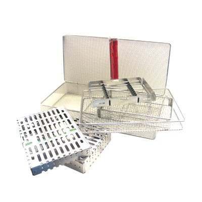 Autoclave and washer-disinfector accessories